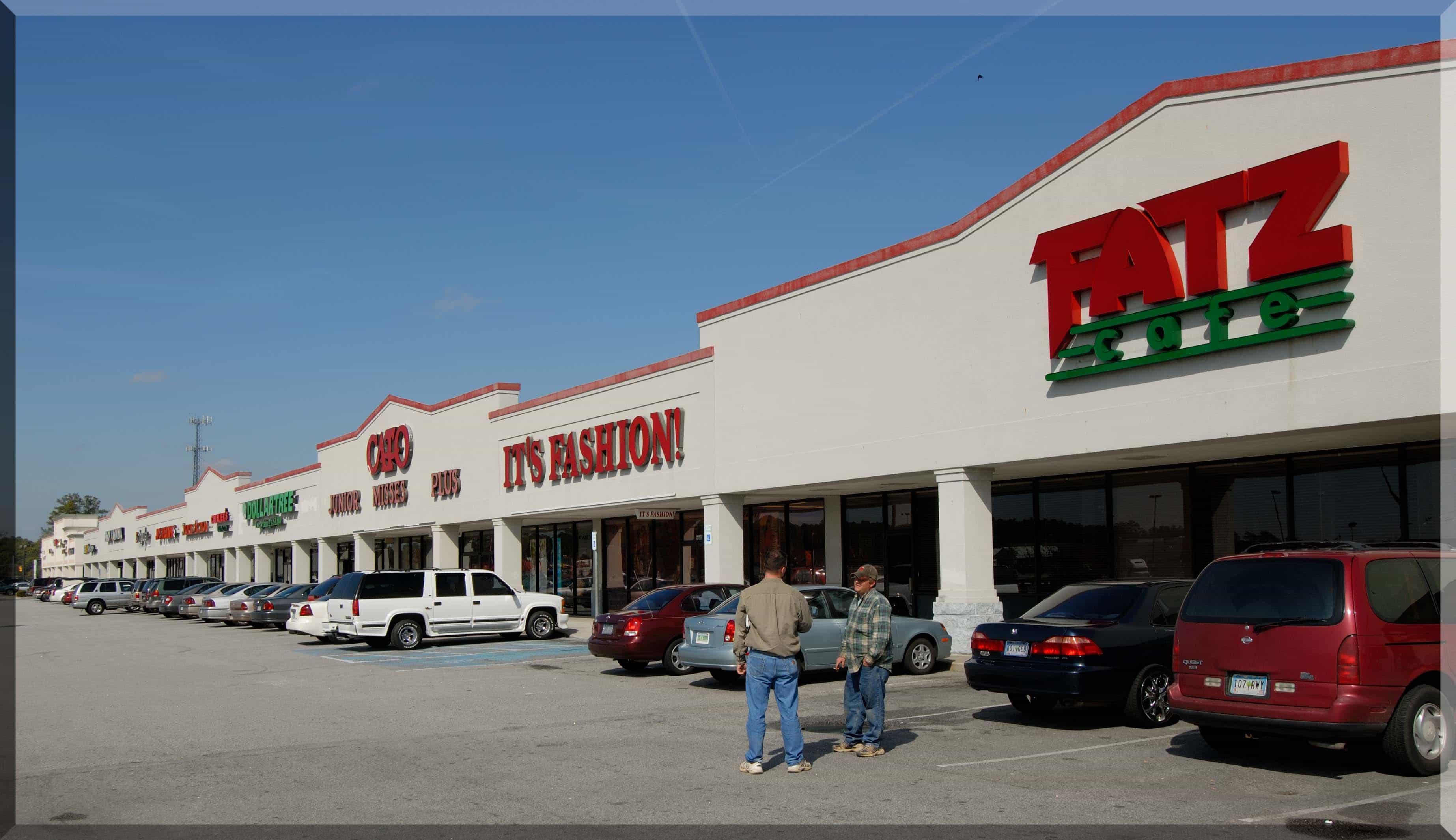 Sams Credit Login >> East Forest Plaza - Riser Retail Group