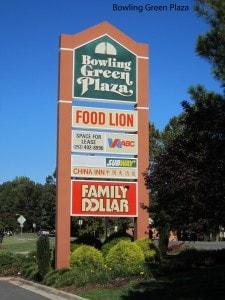 Bowling Green Plaza
