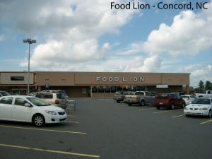 Food Lion Concord, NC